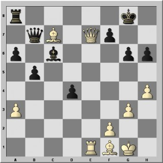 Chess exercise